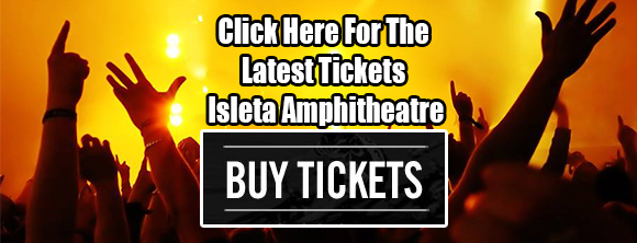 isleta amphitheater tickets