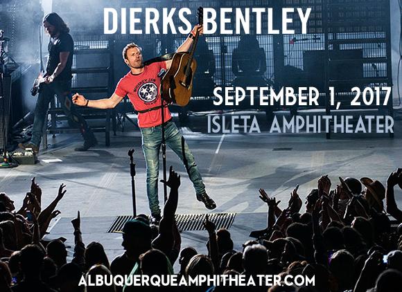 Dierks Bentley, Cole Swindell & Jon Pardi  at Isleta Amphitheater