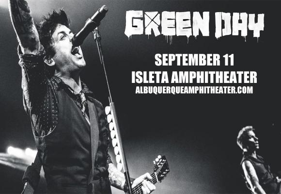 Green Day & Catfish and The Bottlemen at Isleta Amphitheater