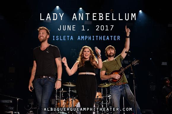 Lady Antebellum, Kelsea Ballerini & Brett Young at Isleta Amphitheater