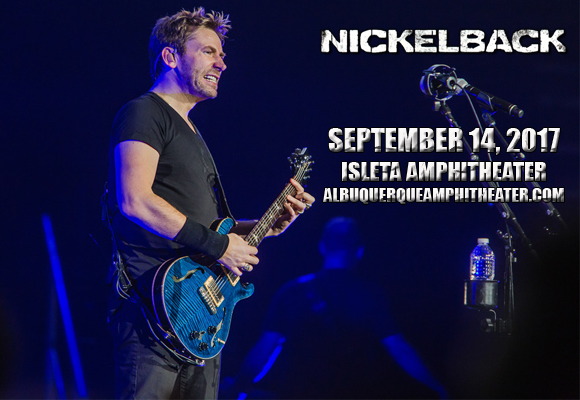 Nickelback at Isleta Amphitheater