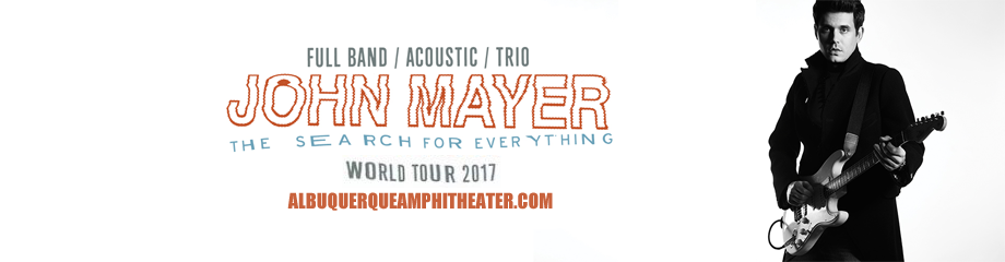 John Mayer at Isleta Amphitheater