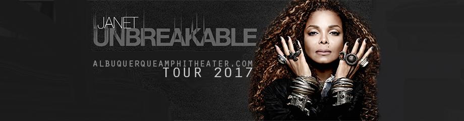 Janet Jackson at Isleta Amphitheater