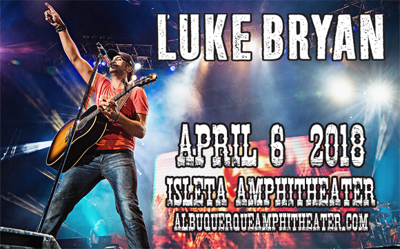 Luke Bryan & Brett Eldredge at Isleta Amphitheater