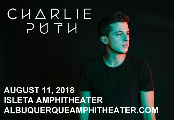 Charlie Puth & Hailee Steinfeld at Isleta Amphitheater
