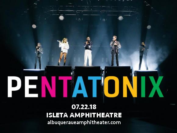 Pentatonix at Isleta Amphitheater