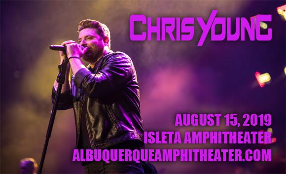 Chris Young & Chris Janson at Isleta Amphitheater