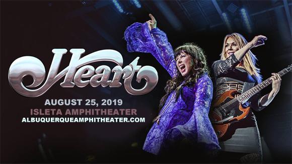 Heart, Joan Jett and the Blackhearts & Elle King at Isleta Amphitheater