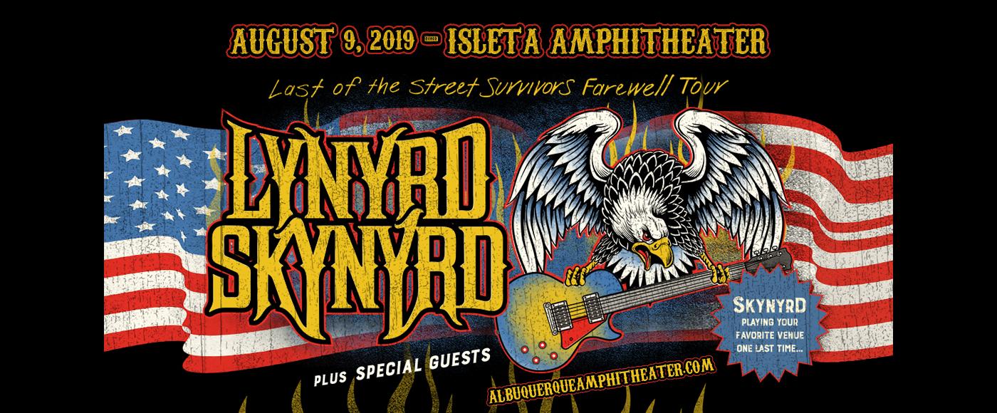 Lynyrd Skynyrd at Isleta Amphitheater