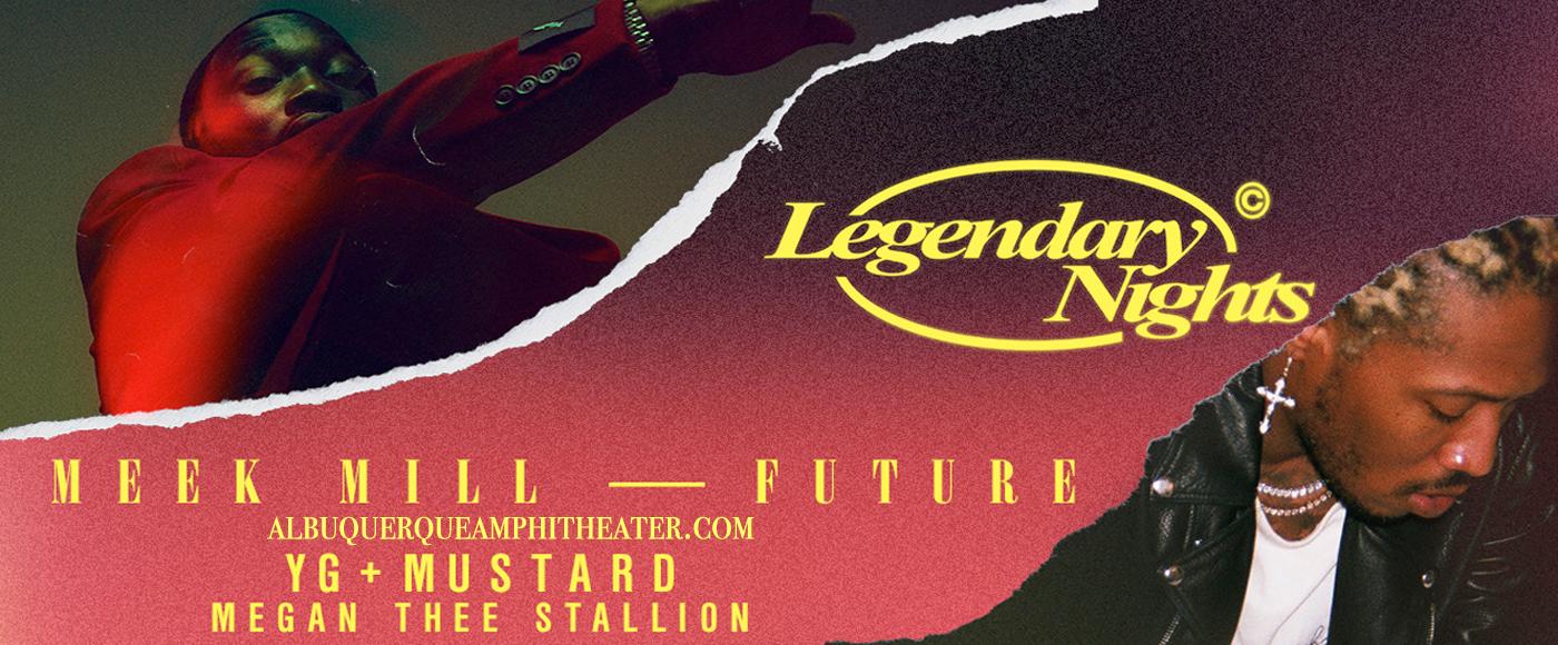 Meek Mill & Future at Isleta Amphitheater