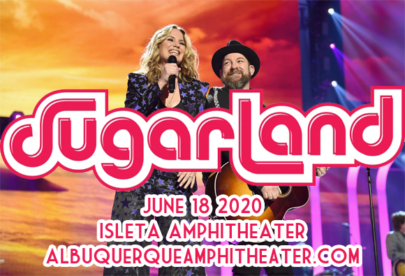 Sugarland at Isleta Amphitheater