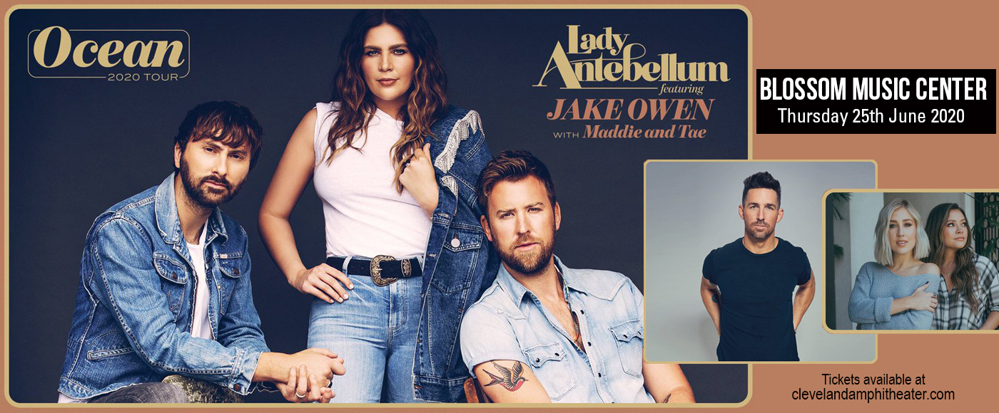 Lady Antebellum, Jake Owen & Maddie and Tae at Isleta Amphitheater