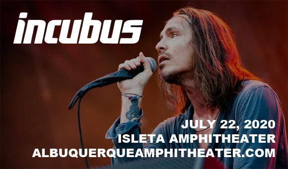 Incubus, 311 & Badflower at Isleta Amphitheater