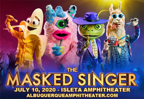 The Masked Singer Live at Isleta Amphitheater