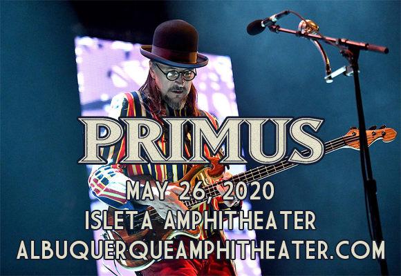 Primus at Isleta Amphitheater