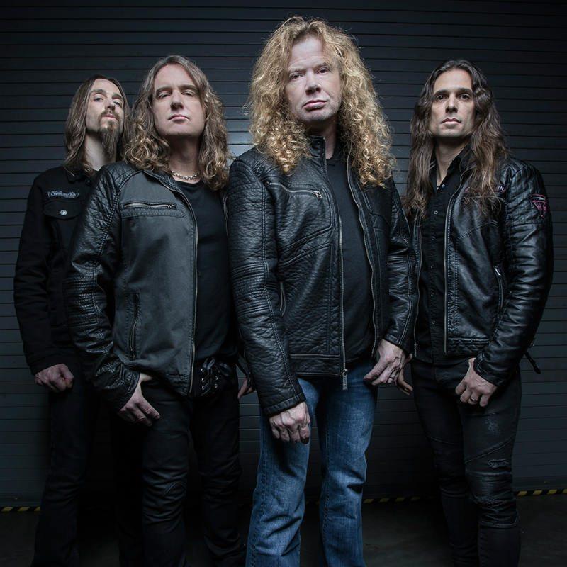 Megadeth & Lamb of God at Isleta Amphitheater
