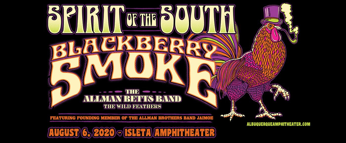 Blackberry Smoke, The Allman Betts Band, Jaimoe & The Wild Feathers at Isleta Amphitheater