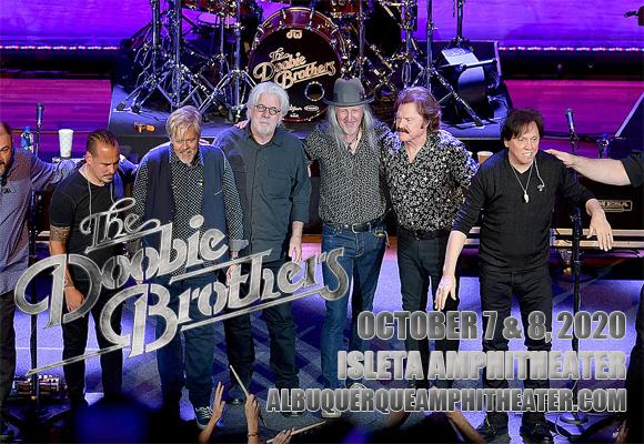 The Doobie Brothers & Michael McDonald at Isleta Amphitheater
