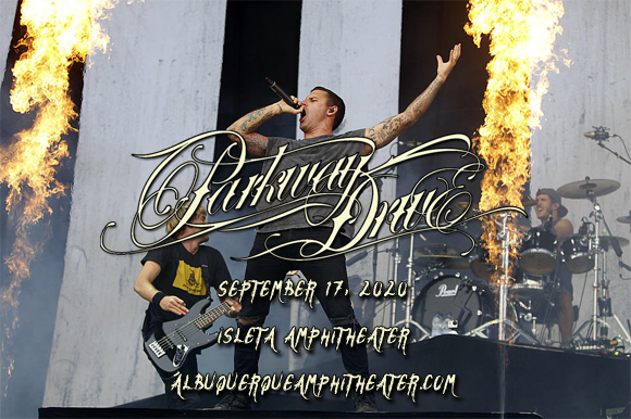 Parkway Drive at Isleta Amphitheater