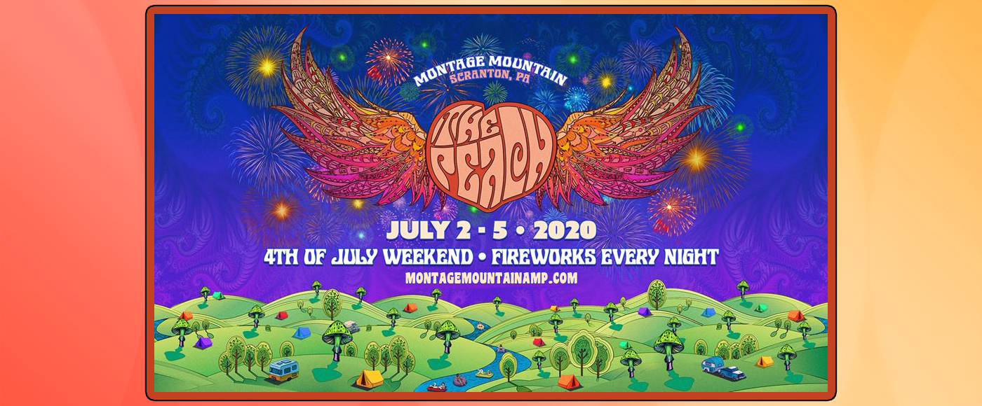 The Peach Music Festival - Saturday at Isleta Amphitheater
