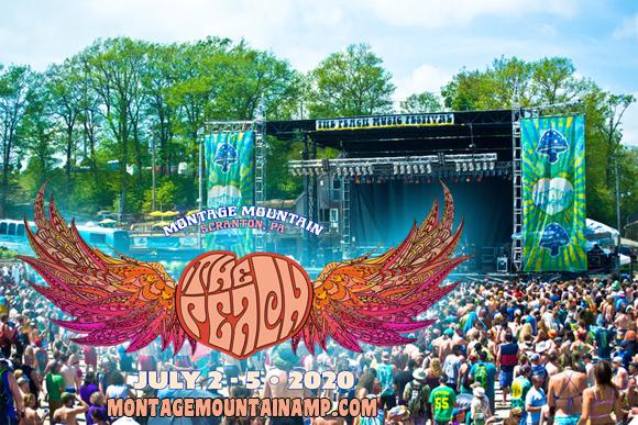 The Peach Music Festival - Friday at Isleta Amphitheater