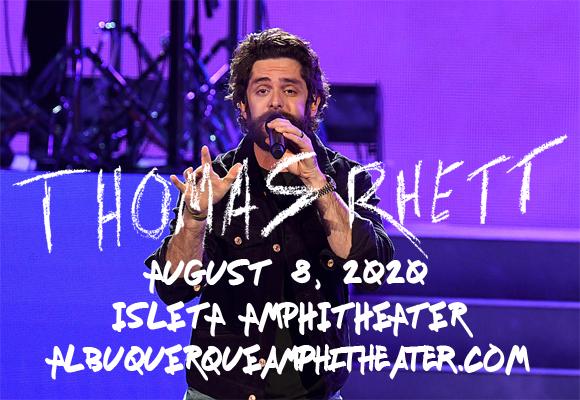 Thomas Rhett & Cole Swindell at Isleta Amphitheater