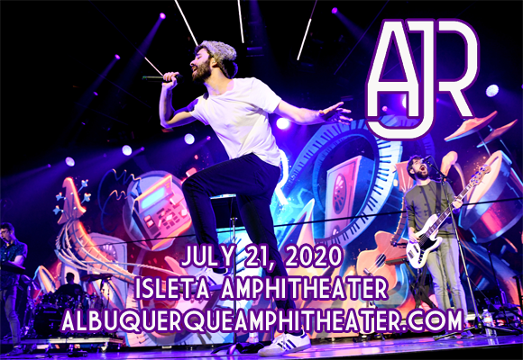 AJR, Quinn XCII & Hobo Johnson and The Lovemakers [CANCELLED] at Isleta Amphitheater