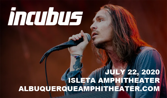 Incubus, 311 & Badflower [CANCELLED] at Isleta Amphitheater