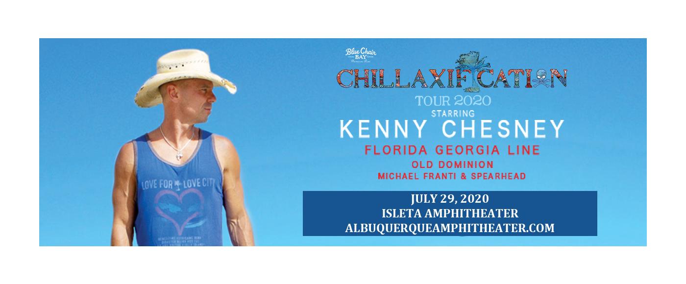 Kenny Chesney [POSTPONED] at Isleta Amphitheater