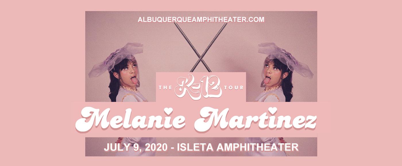 Melanie Martinez - Musician [CANCELLED] at Isleta Amphitheater