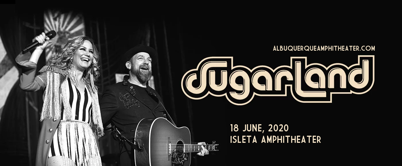 Sugarland [CANCELLED] at Isleta Amphitheater