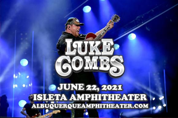 Luke Combs at Isleta Amphitheater