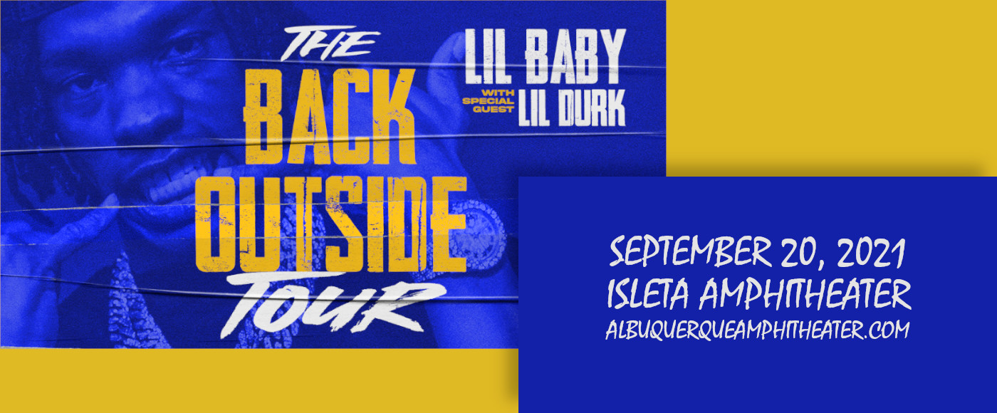 Lil Baby & Lil Durk at Isleta Amphitheater